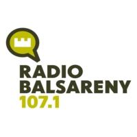 Logo of radio station Ràdio Balsareny