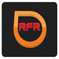 Logo of radio station Radio RFR Frequence rétro