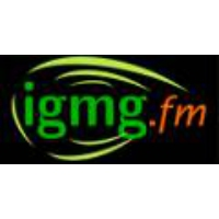 Logo of radio station IGMG FM