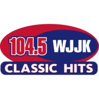 Logo of radio station WJJK Classic Hits 104.5