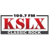 Logo de la radio 100.7 KSLX