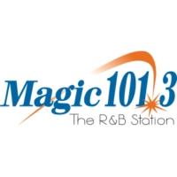 Logo of radio station WMJM Magic 101.3