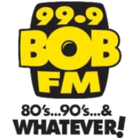 Logo of radio station Bob 99.9 FM