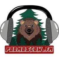 Logo of radio station Подмосковье FM