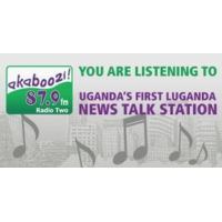 Logo of radio station Akaboozi!