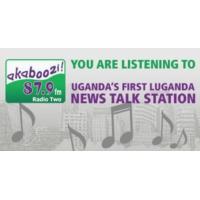 Logo of radio station Akaboozi!