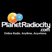 Logo of radio station PlanetRadiocity