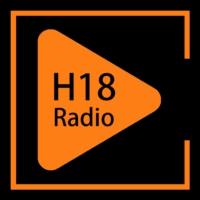 Logo of radio station H18Radio