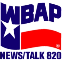 Logo of radio station WBAP
