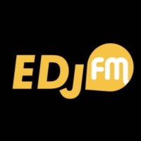 Logo of radio station EDJ FM