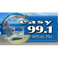 Logo of radio station WPLM Easy 99.1