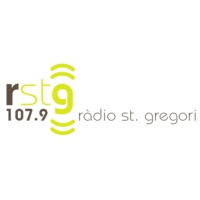 Logo of radio station Radio Sant Gregori