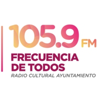 Logo of radio station RCA 105.9 FM