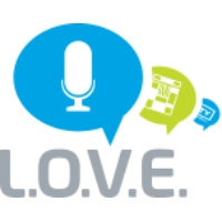 Logo of radio station LOVE Radio NL