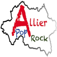 Logo of radio station Allier Pop Rock