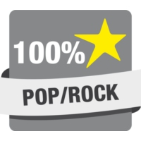 Logo of radio station Hit Radio POP ROCK
