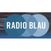 Logo of radio station Radio Blau