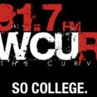 Logo of radio station WCUR The Curve