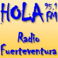 Logo of radio station Hola FM Radio Fuerteventura