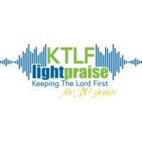 Logo of radio station KTLF LightPraise