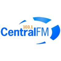 Logo of radio station 103.1 Central FM