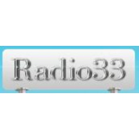 Logo of radio station Radio 33