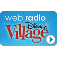 Logo of radio station Disney Village Radio