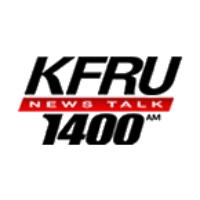Logo of radio station KFRU 1400