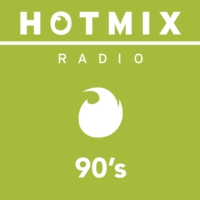 Logo of radio station Hotmixradio 90