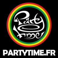 Logo of radio station Party Time