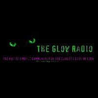Logo de la radio The Glow Radio