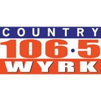 Logo of radio station WYRK Country 106.5