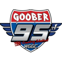 Logo of radio station WGGC GOOBER 95.1