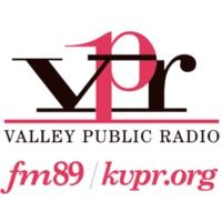 Logo de la radio KVPR FM89