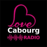 Logo of radio station LOVE CABOURG RADIO