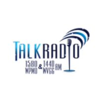 Logo of radio station WPMO 1580