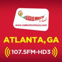 Logo of radio station Radio Mirchi Atlanta