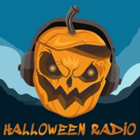 Logo of radio station Halloween Radio