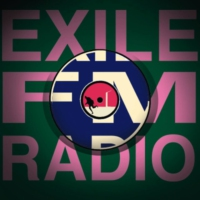 Logo of radio station ExileFM