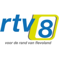 Logo of radio station RTV 8