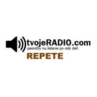 Logo of radio station tvojeRADIO.com Repete