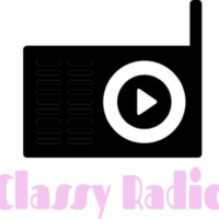 Logo of radio station Classy Radio