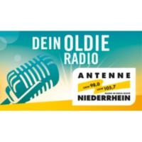 Logo of radio station Antenne Niederrhein - Oldie Radio