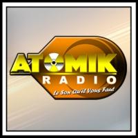 Logo of radio station Atomik Radio