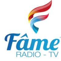Logo of radio station Fame Radio TV