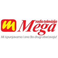 Logo of radio station Radio Mega 89.2