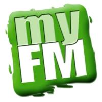 Logo of radio station CJGM-FM 99.9 MyFM