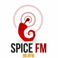 Logo of radio station Spice FM