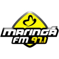 Logo of radio station Maringa 97.1 FM