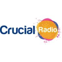 Logo of radio station Crucial Radio